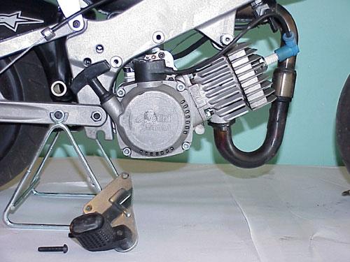 Sensational Minimoto Garage Starter Ratchet Plate Installation Wiring Database Lukepterrageneticorg